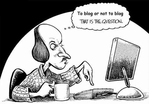 To Blog, or Not to Blog for Your Business…