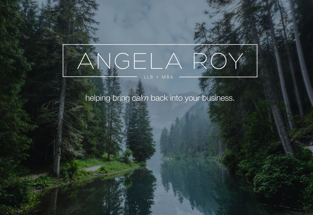 Angela Roy Outdoor Branding Marketing Direction