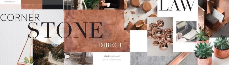 Angela Roy Stylescapes Earthy Branding CORE Marketing