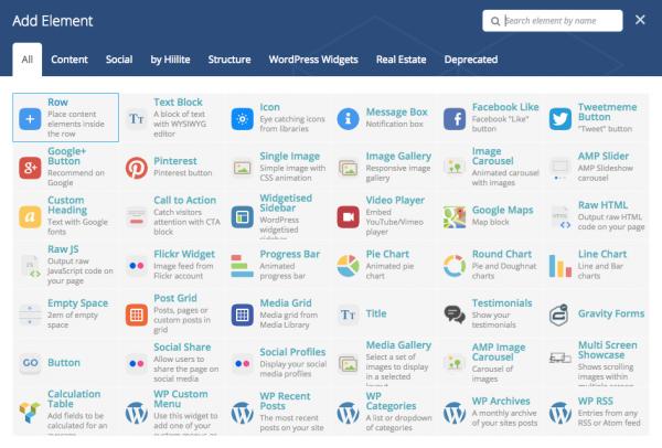 Hiilite Marketing Website Design Kelowna Visual Composer Editor