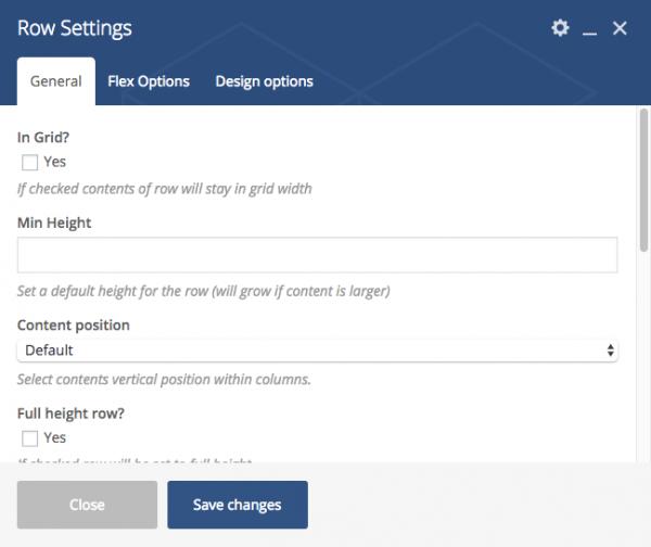 Hiilite Marketing Website Design Kelowna Visual Composer Row