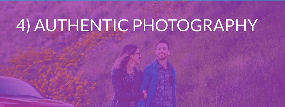 Hiilite SEO Marketing and Website Design | Kelowna Website Design | Hiilite 2017 Web Design Trends - Authentic Photography