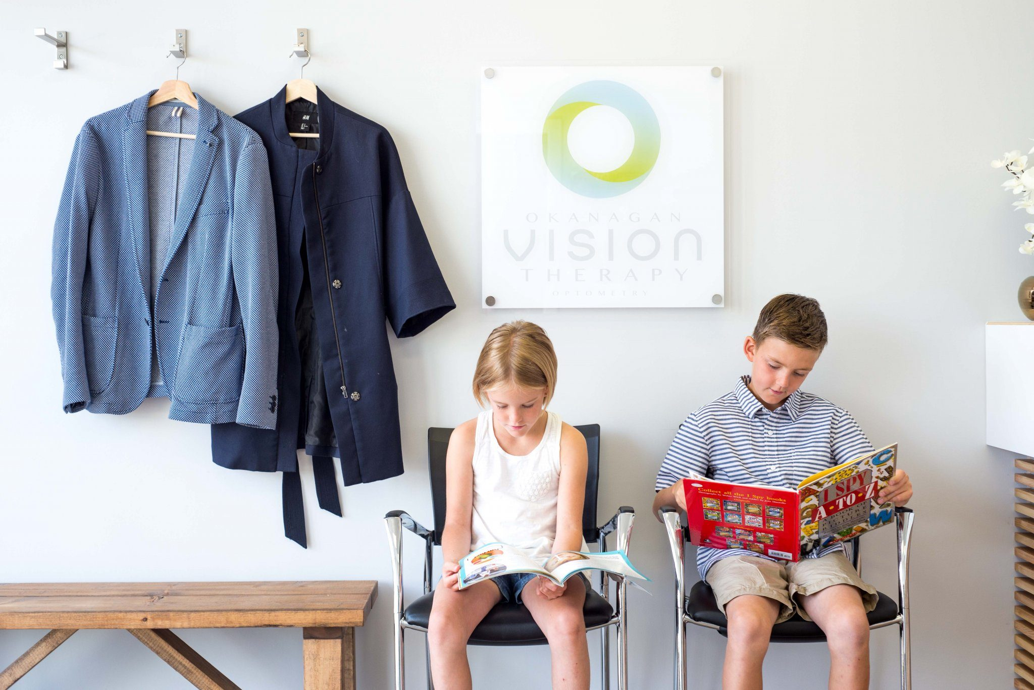 Okanagan Vision Therapy Optometry