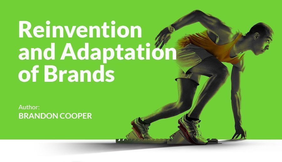 Read more on Reinvention & Adaptation of Brands