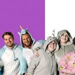 Get Your Onesie On For Mental Health