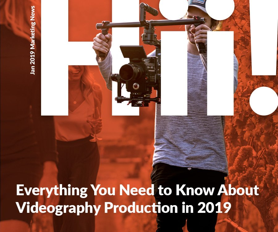 Everything you Need to Know About Videography Production in 2019