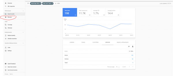 how to use the new google search console enhancements 2019 - 1