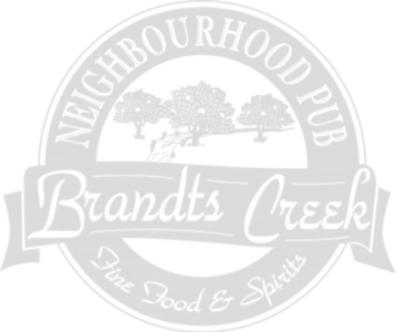 restaurant marketing brandts creek pub logo