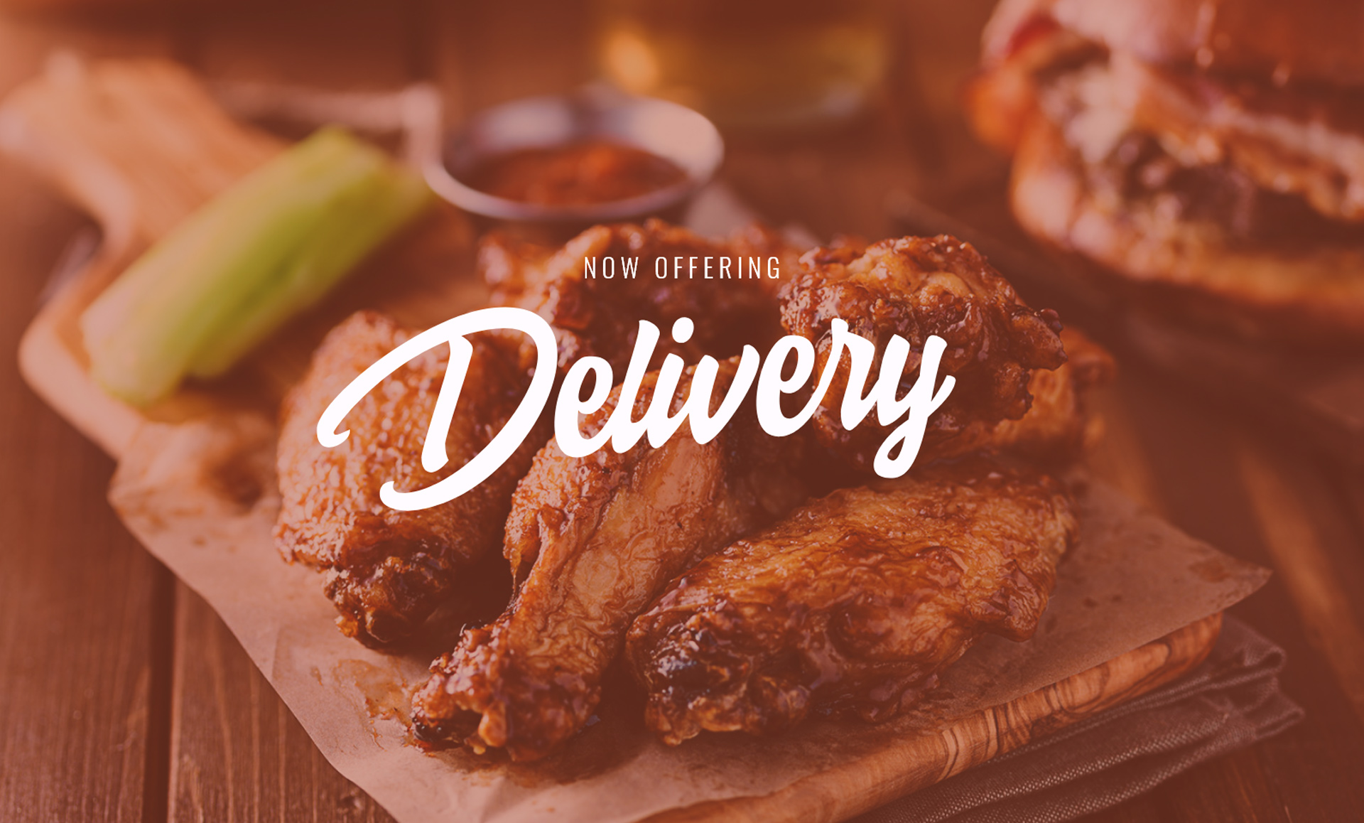 restaurant marketing brandts creek delivery option