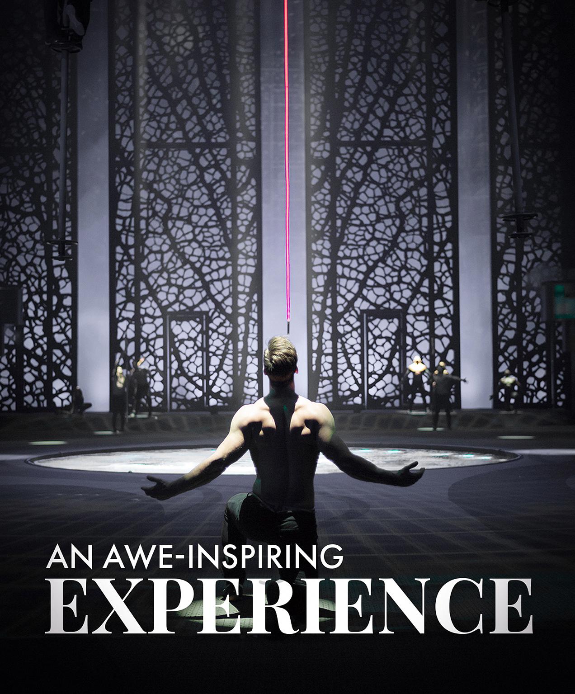 live entertainment marketing an awe inspiring experience