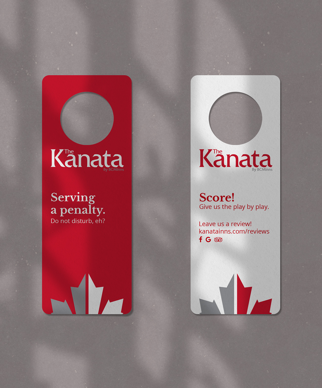 hotel marketing door hangers