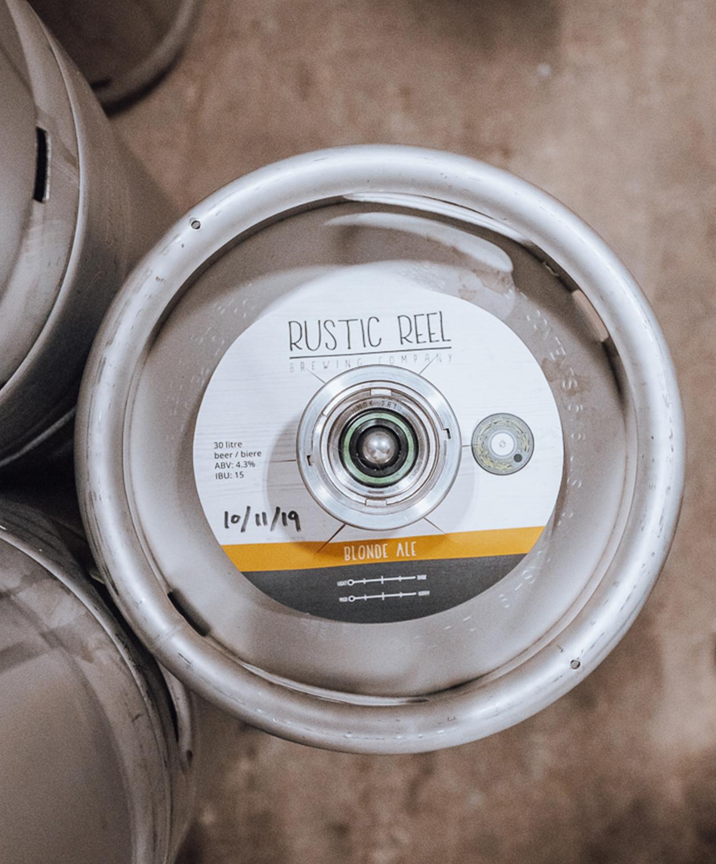 kelowna brewery marketing keg photo