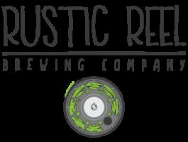 kelowna brewery marketing rustic reel logo