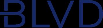 retail shoe store marketing blvd shoes logo